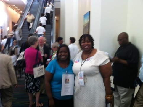 Running for 2012 National Delegate to the Dem National Convention
