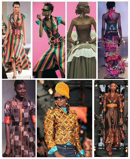 Africa Fashion Week 2012