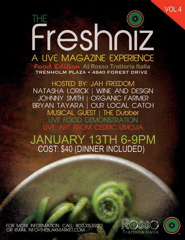 Freshniz Four Flyer