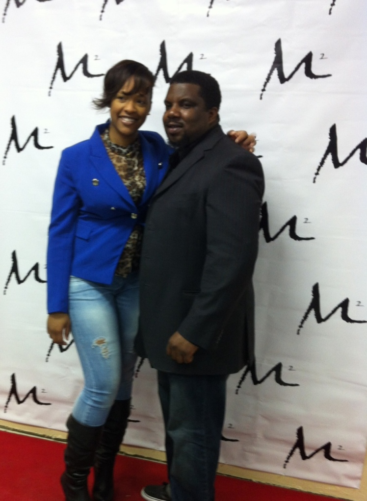 Carissa and Malik Co-Owners of M2 Boutique