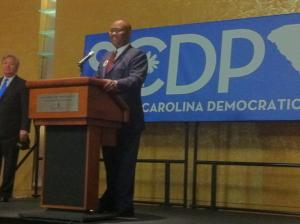 Jaime Harrison, SC Democratic Party Chair