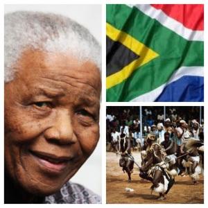 Mandela Collage