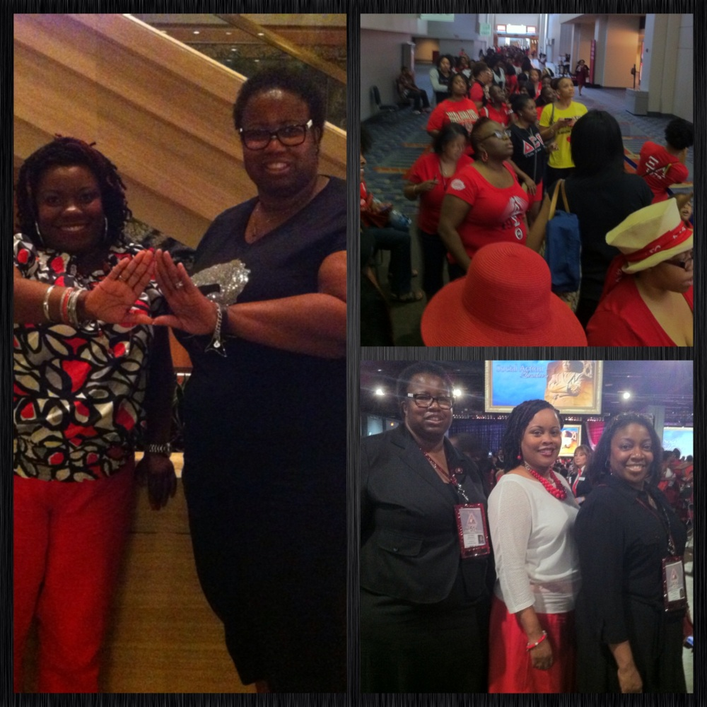 Celebrating 100 years of Delta Sigma Theta Sorority, Inc.