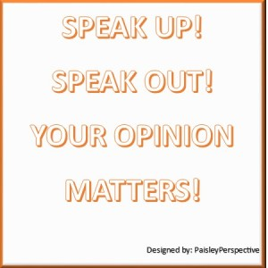 SpeakUp SpeakOut