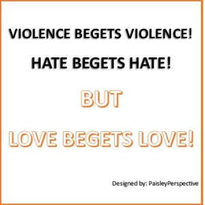Love Begets Love