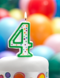 PaisleyPerspective Turns 4