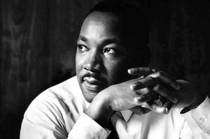 Dr. M.L. King Jr.