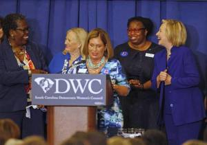 SCDWC Day In Blue - Keynote Address (Credit: State Newspaper)