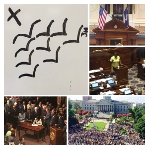 Collage of Events