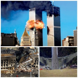 9/11 Sites Collage