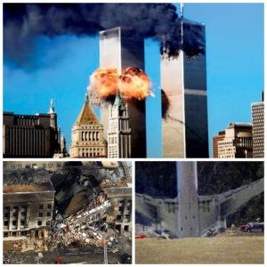9/11 Sites Collage